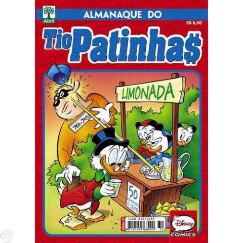 Almanaque do Tio Patinhas [2s] nº 032 jun/2016 - O Pescador Abissal