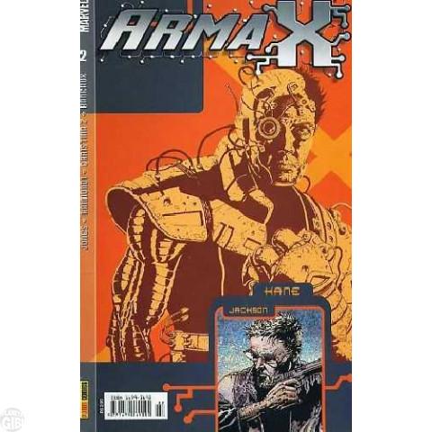 Arma X [Panini] nº 002 nov/2003