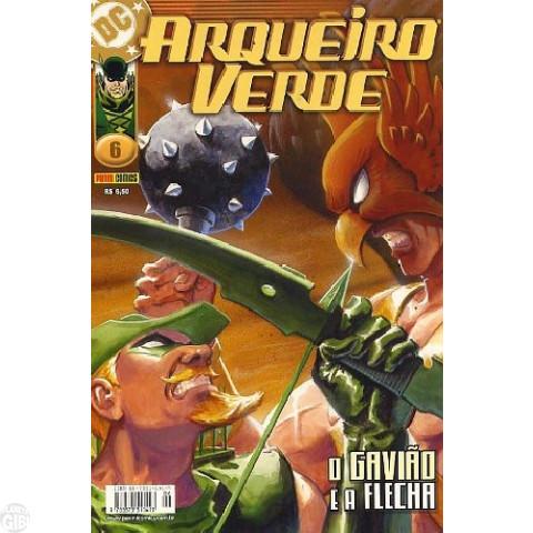 Arqueiro Verde [Panini - 1ª série] nº 006 mai/2003