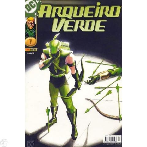 Arqueiro Verde [Panini - 1ª série] nº 007 jun/2003