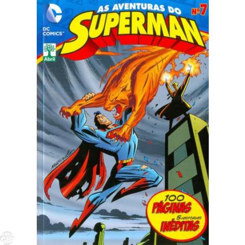 As Aventuras do Superman [Abril - DC Animated] nº 007 abr/2014