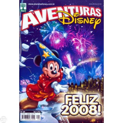 Aventuras Disney nº 029 dez/2007 - Superpato, Era uma Vez... Urgh!