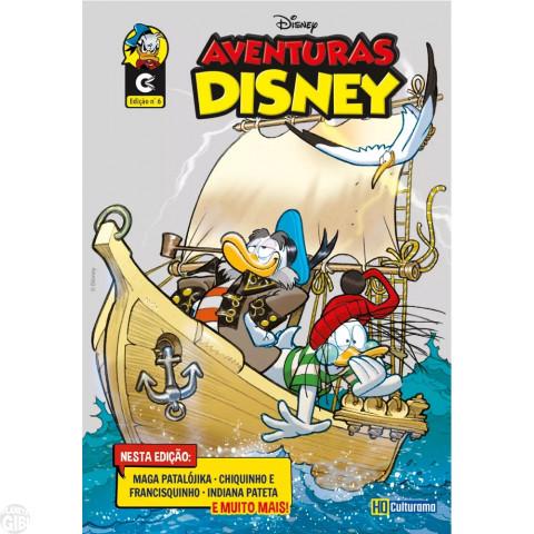 Aventuras Disney [Culturama 006] 055 set/2019 As Histórias da Baía: Intriga em Portoquac