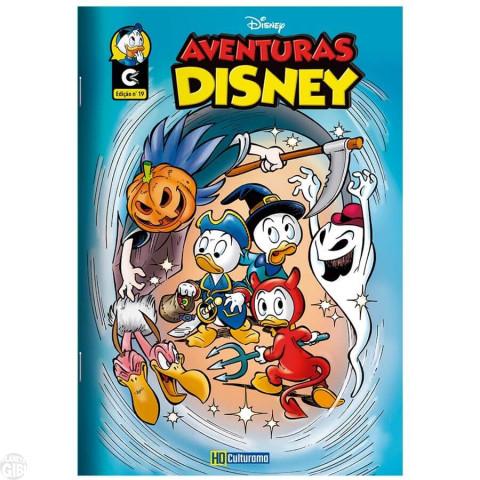 Aventuras Disney [Culturama 019] 068 out/2020 Zé Carioca: O Concurso da Vergonha