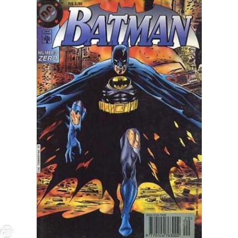Batman [Abril - 5ª série] nº 000 out/1996