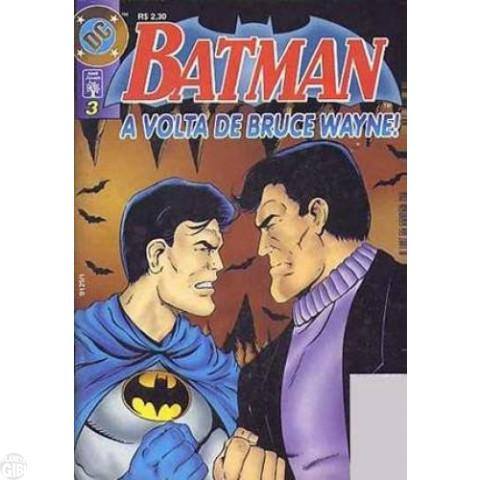 Batman [Abril - 5ª série] nº 003 jan/1997