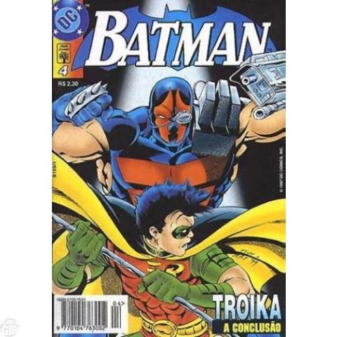 Batman [Abril - 5ª série] nº 004 fev/1997