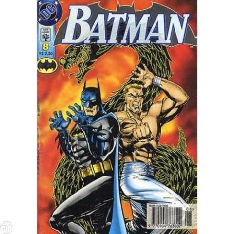 Batman [Abril - 5ª série] nº 008 jun/1997