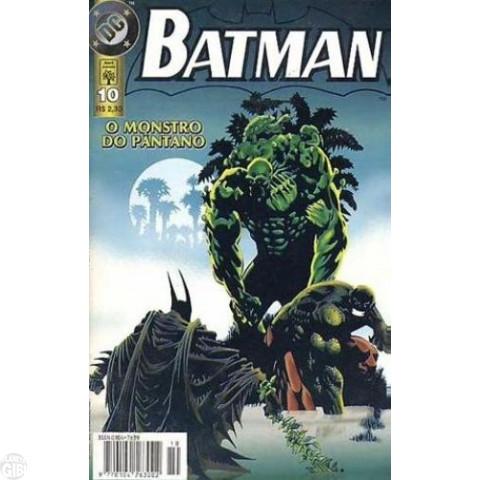 Batman [Abril - 5ª série] nº 010 ago/1997