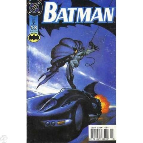Batman [Abril - 5ª série] nº 013 nov/1997