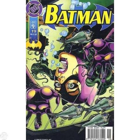 Batman [Abril - 5ª série] nº 019 mai/1998