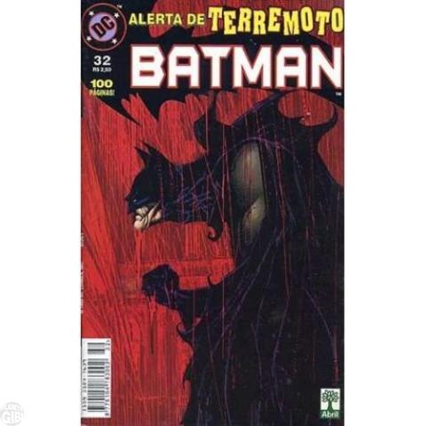 Batman [Abril - 5ª série] nº 032 jun/1999