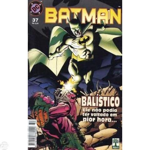 Batman [Abril - 5ª série] nº 037 nov/1999