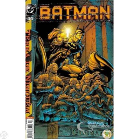 Batman [Abril - 5ª série] nº 044 jun/2000