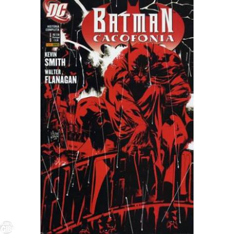 Batman: Cacofonia - 2009 (OSDCP)