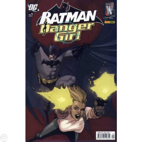 Batman & Danger Girl - 2005 (OSDCP)
