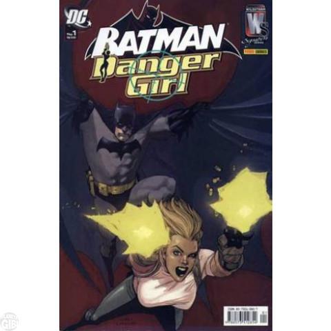 Batman & Danger Girl - 2005 (OSDCP)