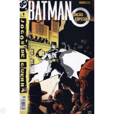 Batman Edição Especial - Jogos de Guerra - 2005 (OSDCP)