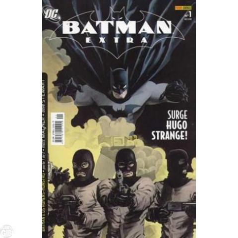 Batman Extra [Panini] nº 001 abr/2007