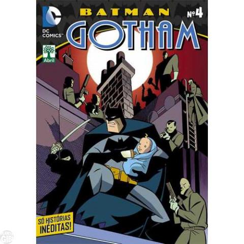 Batman Gotham [Abril - DC Animated] nº 004 fev/2015
