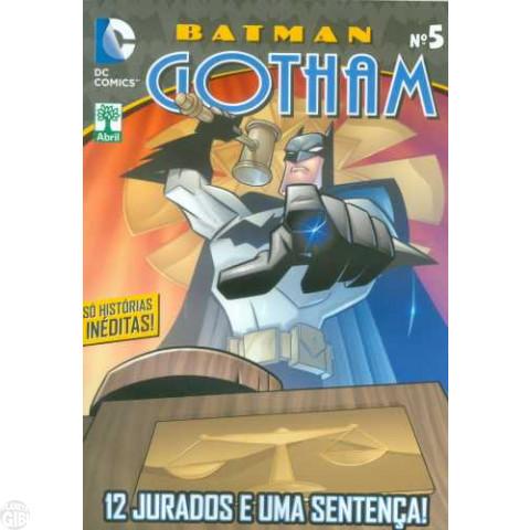 Batman Gotham [Abril - DC Animated] nº 005 mar/2015