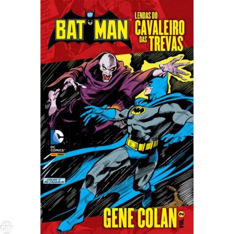 Batman Lendas do Cavaleiro das Trevas - Gene Colan [Panini] nº 002 ago/2016