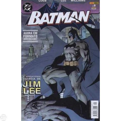Batman [Panini - 1ª série] nº 009 ago/2003