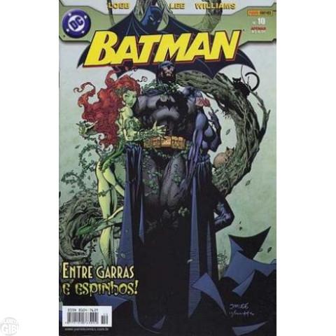 Batman [Panini - 1ª série] nº 010 set/2003