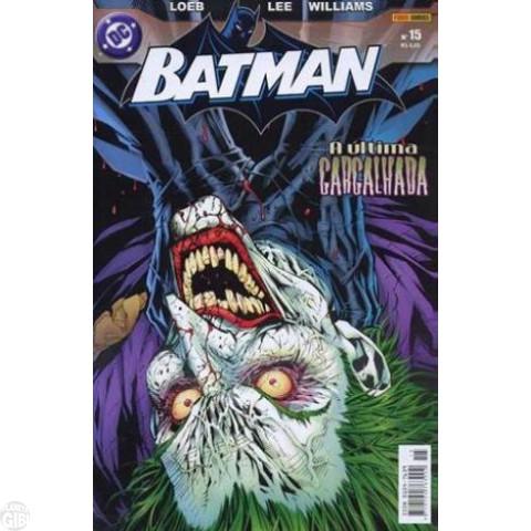Batman [Panini - 1ª série] nº 015 fev/2004