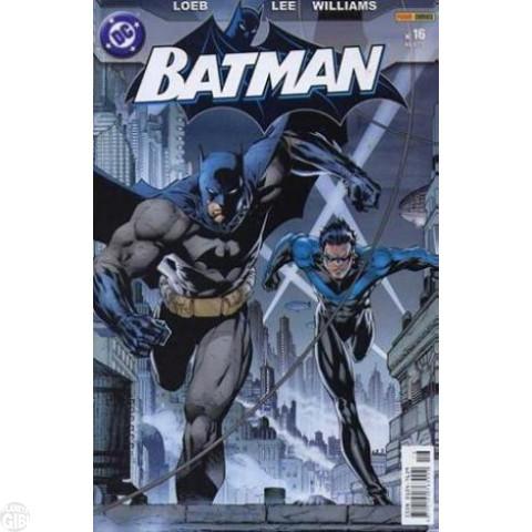 Batman [Panini - 1ª série] nº 016 mar/2004