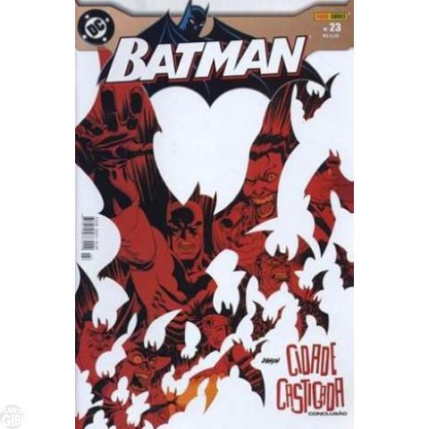 Batman [Panini - 1ª série] nº 023 out/2004