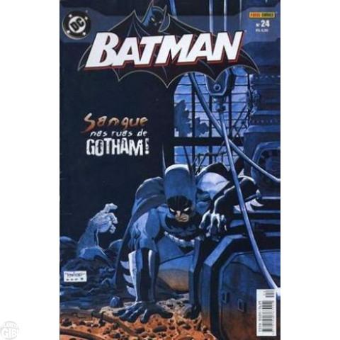 Batman [Panini - 1ª série] nº 024 nov/2004