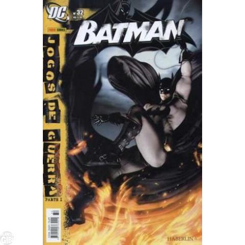 Batman [Panini - 1ª série] nº 032 jul/2005