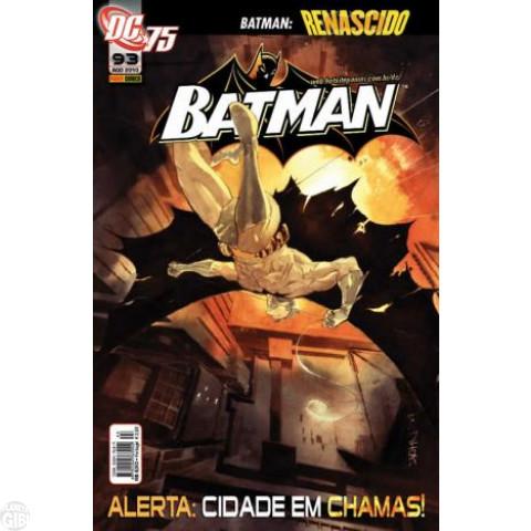Batman [Panini - 1ª série] nº 093 ago/2010