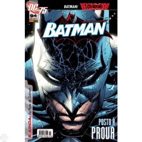 Batman [Panini - 1ª série] nº 094 set/2010