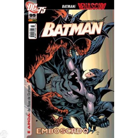 Batman [Panini - 1ª série] nº 095 out/2010
