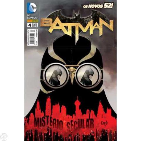 Batman [Panini - 2ª série] nº 004 set/2012