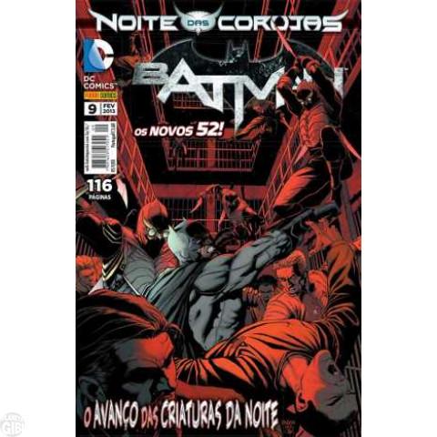 Batman [Panini - 2ª série] nº 009 fev/2013