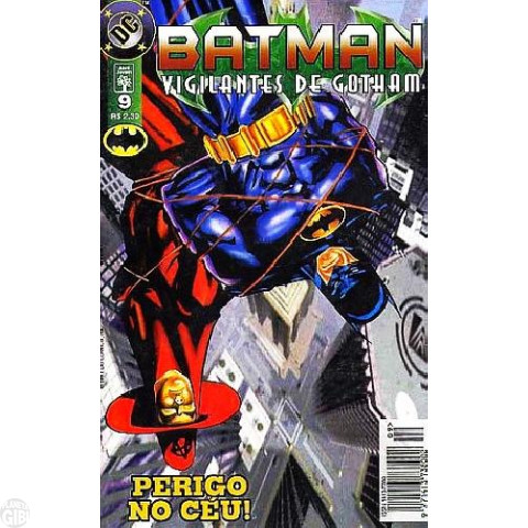 Batman Vigilantes de Gotham [Abril] nº 009 jul/1997
