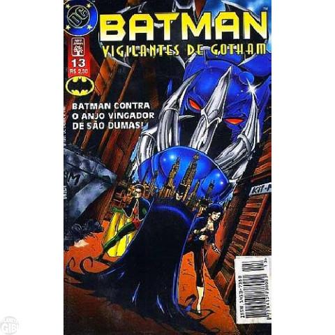 Batman Vigilantes de Gotham [Abril] nº 013 nov/1997