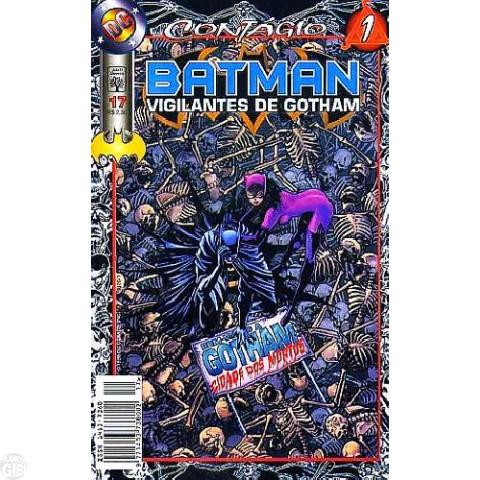Batman Vigilantes de Gotham [Abril] nº 017 mar/1998