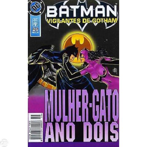 Batman Vigilantes de Gotham [Abril] nº 026 dez/1998