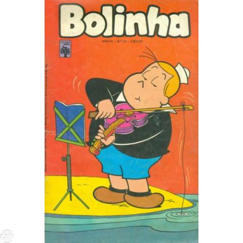 Bolinha [Abril] nº 015 jul/1977 - Vide detalhes