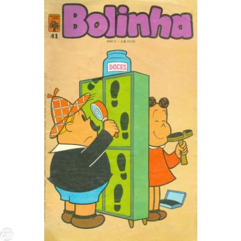 Bolinha [Abril] nº 041 dez/1979 - Vide detalhes
