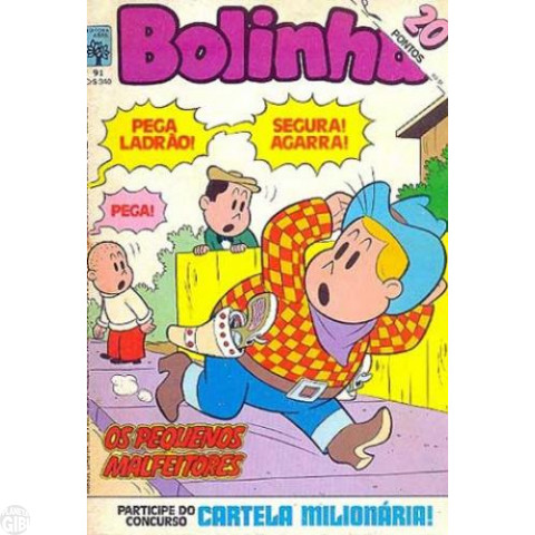 Bolinha [Abril] nº 091 fev/1984