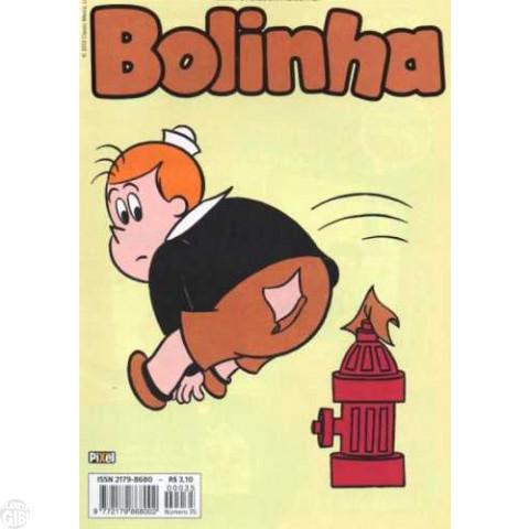 Bolinha [Pixel] nº 035 mar/2014