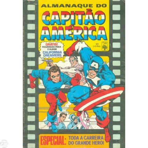 Capitão América [Abril - 1ª série] nº 077 out/1985