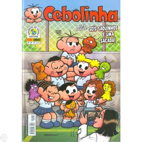 Cebolinha [3s - Panini] nº 026 fev/2009