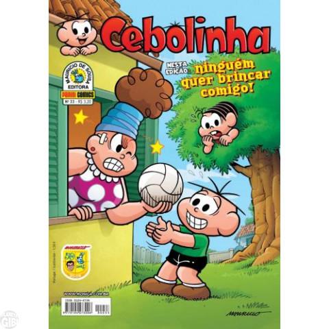 Cebolinha [3ª série - Panini] nº 033 set/2009