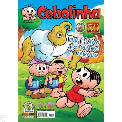 Cebolinha [3ª série - Panini] nº 055 jul/2011